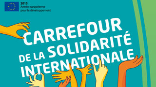 Etrange Miroir en charge des animations pour le 5ème Carrefour de la solidarité internationale